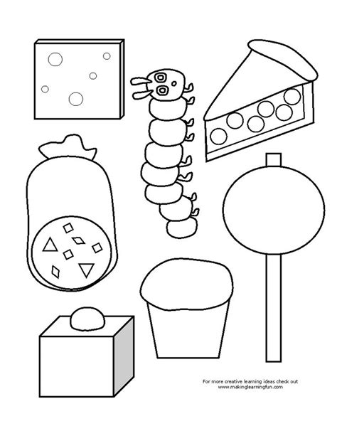 caterpillar template 96 best images about hungry caterpillar on