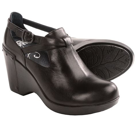 dansko boots dansko franka wedge ankle boots for 8923r save 58