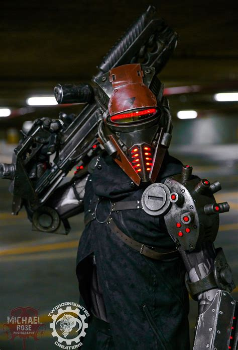 Cctv Venom the tr3 22 security unit led cyberpunk by twohornsunited on deviantart