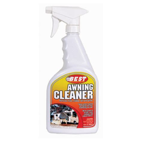 Awning Cleaning Solution by Best 52032 Best Awning Cleaner 32 Oz