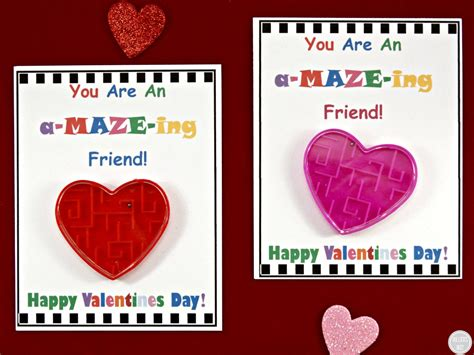 childrens valentines cards diy s day cards for with free printable