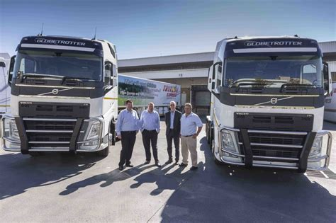volvo trucks sa volvo trucks sa delivers units of range fleetwatch