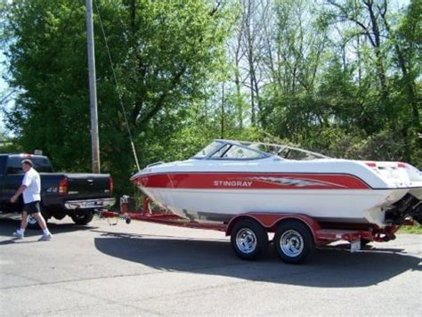 tahoe boats for sale in wv boats for sale 2006 22 foot stingray 220lx