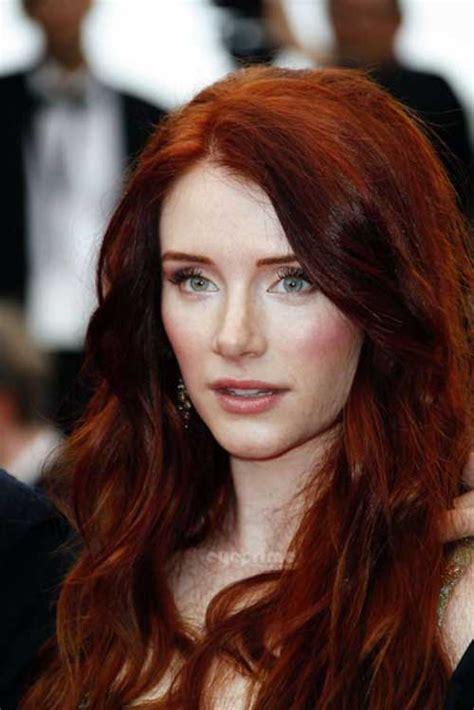 50 yearold with auburn hair 40 cabelos vermelhos escuros veja fotos e passo a passo