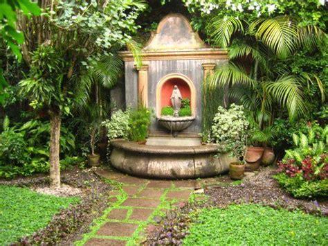 imagenes de jardines image gallery jardines con fuentes
