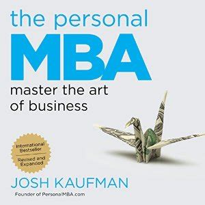 The Personal Mba Audiobook Free the personal mba master the of business