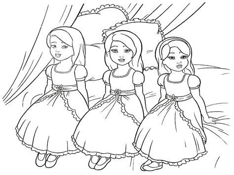mewarnai gambar kartun princess page 8 gambar mewarnai anak 1