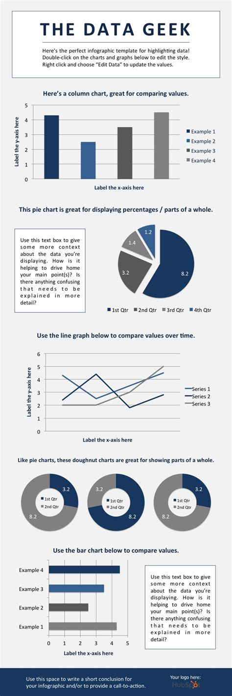 How To Create An Infographic 10 Free Powerpoint Templates From Hubspot Mar 2015 Free Hubspot Templates