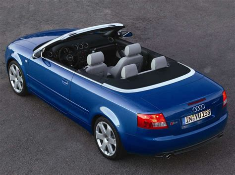 audi  cabriolet fuel infection