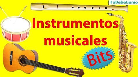 imagenes de instrumentos musicales y sus nombres los instrumentos musicales para ni 241 os sonidos im 225 genes