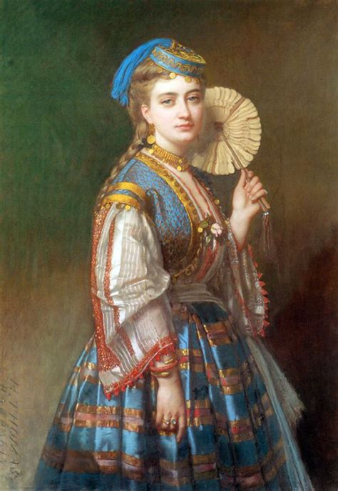 femme ottomane file a portrait of a dressed in ottoman style