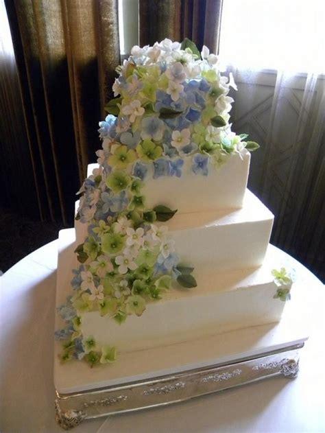 hydrangea cake wedding cakes hydrangea cake 2064518 weddbook