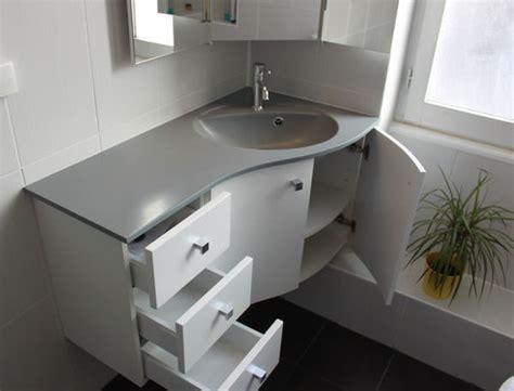 Superbe Miroir Salle De Bain Lumineux #6: meuble-d-angle-petite-salle-de-bain.jpg