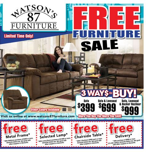 rooms to go sales circular back to school sale at watson s 87 furniture geauga news