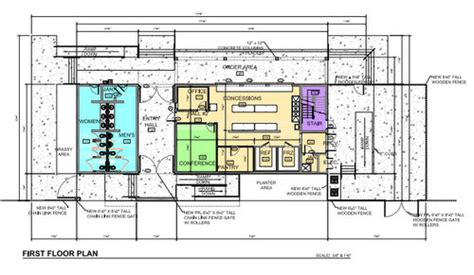 concession stand floor plans concession building floor plans html autos weblog