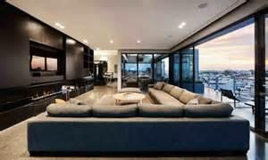 wohnzimmer luxus fabulosas salas decoradas con ventanas grandes