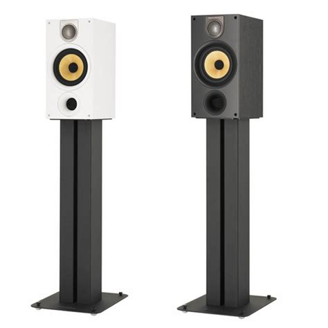 bowers wilkins stav24 s2 stands pair bookshelf stand mount