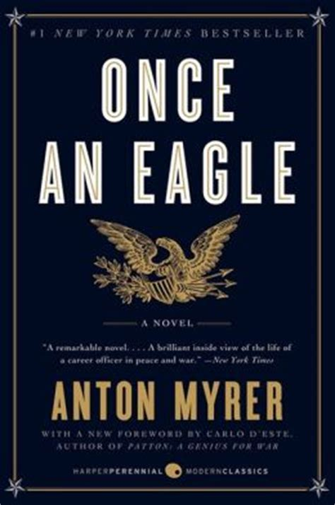 once an eagle by anton myrer 9780062221629 paperback