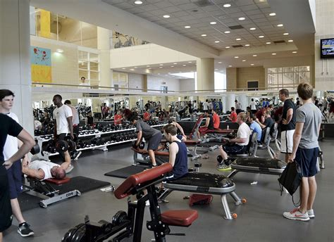 imagenes fitness mexico 12 awesome american college gyms everyone envies