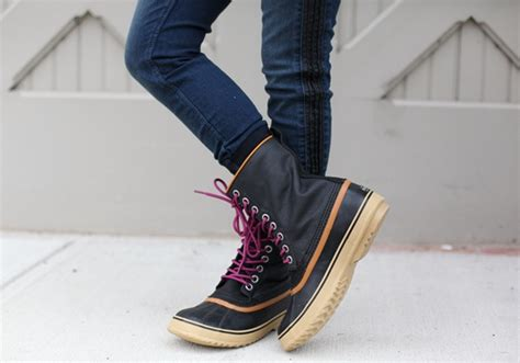 why we winter boots and how we wear them