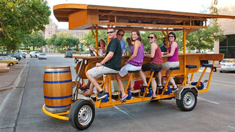 bike top bar coming soon party bike creole pub crawl new orleans jazz heritage festival