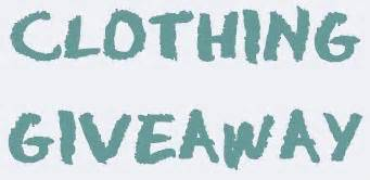 Shirt Giveaway January 8 - clothing giveaway clip art cliparts