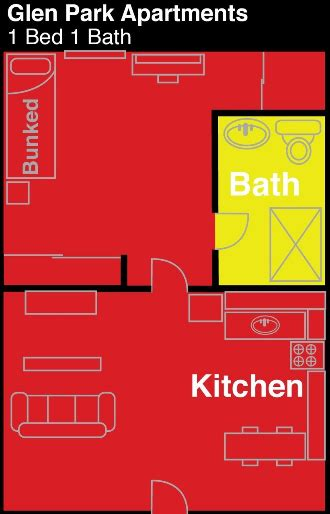 webster hall floor plan glen park apartments webster university