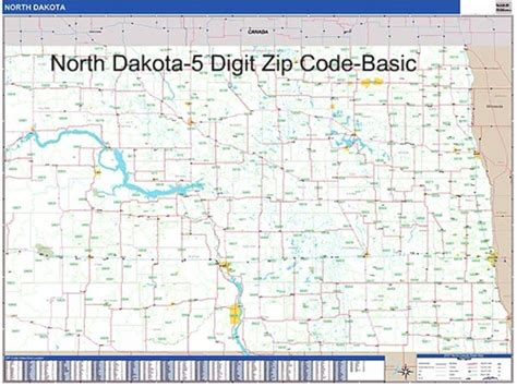 dakota zip code map dakota zip code map from onlyglobes