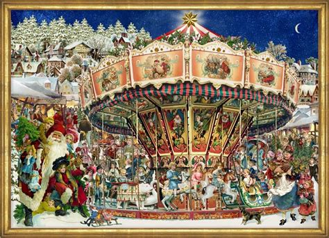 Do They Advent Calendars In Germany No Acg47 780 Merry Go German Advent