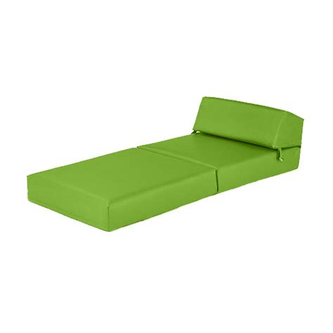 fold out futon bed faux leather fold out z bed single futon chair bed
