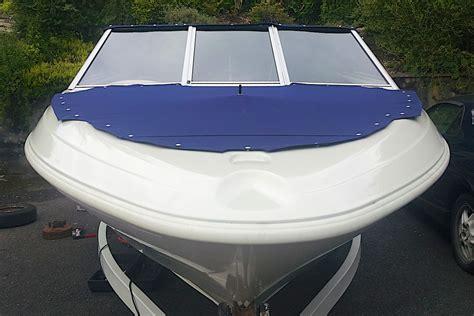 boat bow cover bow tonneau