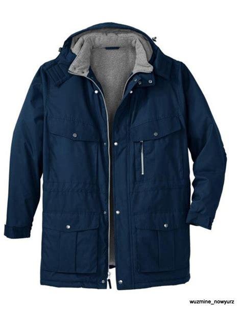Jaket Parka Big Size Xl To mens winter removeable hooded parka jacket coat 3xl big
