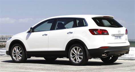 mazda car price in australia 2013 mazda cx 9 pricing and specifications photos 1 of 12