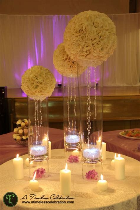 On Trend And Budget Friendly Kissing Balls Slash Floral Floral Balls Centerpieces