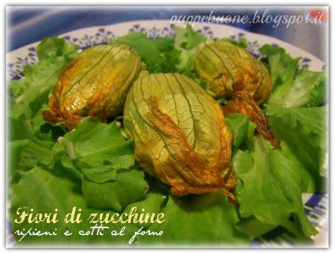 fiori zucchini ripieni fiori di zucchine ripieni e cotti al forno ricetta light