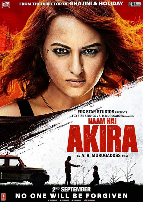 bollywood movies biography 2016 sonakshi sinha unveils new poster of akira on snapchat