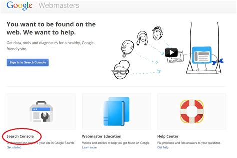 webmaster console search console webmaster tools rebranded for