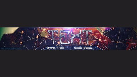 call of duty youtube banner template free download psd youtube