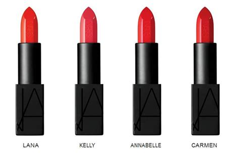 fall lipstick 2014 on pinterest nars audacious lipstick collection for fall 2014