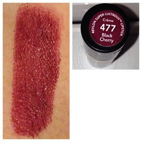 Lipstik Revlon Black Cherry revlon black cherry lipstick review laughs