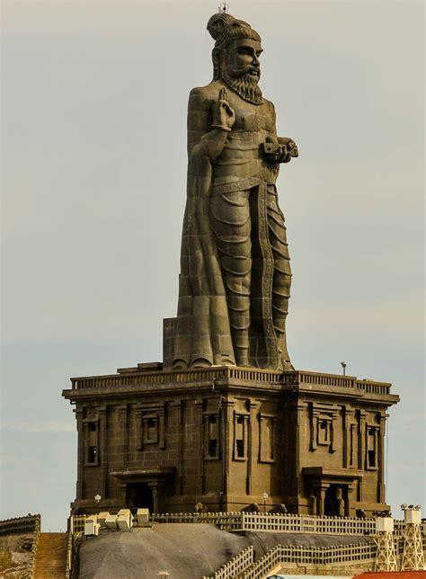 40 Meters To Feet by File Thiruvalluvar Statue At Kanyakumari 02 Jpg