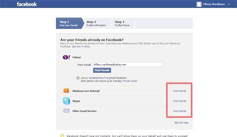 membuat facebook tidak bisa dicari cara membuat facebook cara bikin akun fb saran2 com