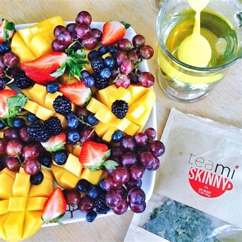 30 Day Fruit And Vegetable Detox by Reaching Your Goals Is As Easy As Teami Start