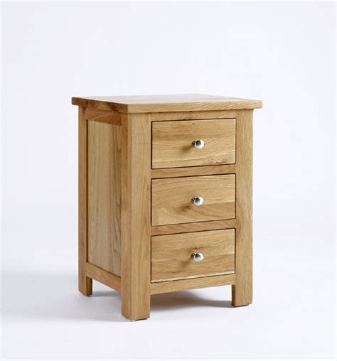 bedside cabinet lansdown oak bedside cabinet oak furniture solutions