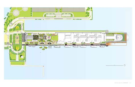 garvey boat definition james corner field operations selected for chicago s navy pier