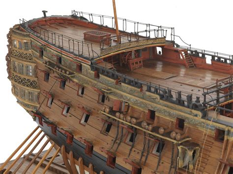 supply boat party nyc slr0512 scale 1 60 a model of h m s victory 1765