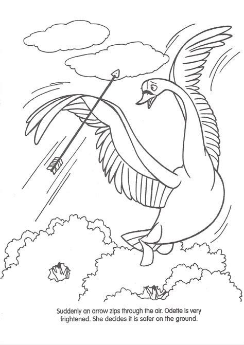 image swan princess official coloring page 26 png the