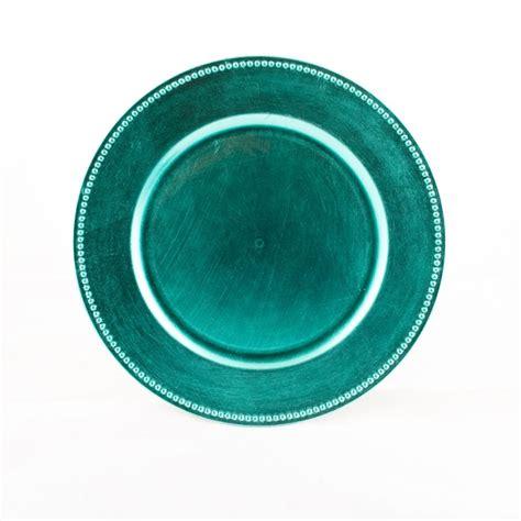 cheap charger plates bulk blue charger plates bulk 24 plates 402084