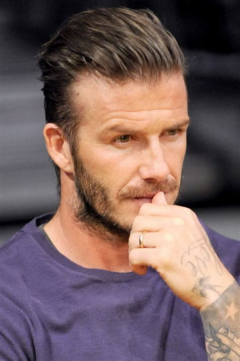 david beckham hairstyles 2012 stylish