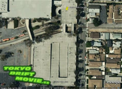 Up Garage Locations by Locations Tokyo Drift